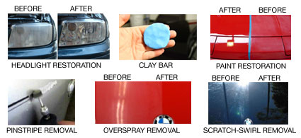 Car Wash And Auto Detailing Services